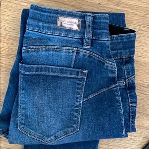Juicy Couture Skinny Ankle Length Jeans